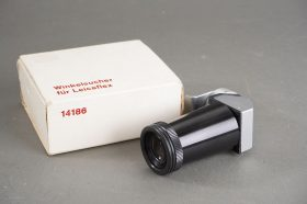Leica Leitz 14186 angle finder for Leicaflex cameras, boxed