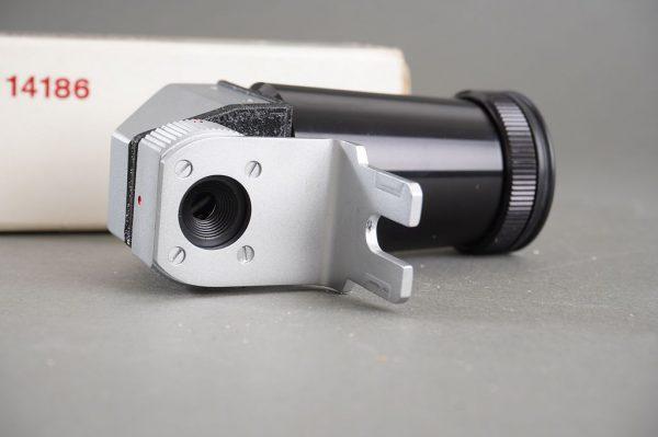 Leica Leitz 14186 angle finder for Leicaflex cameras, boxed