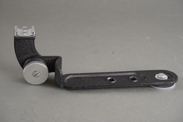 Leica Leitz CTOOM metal flash bracket