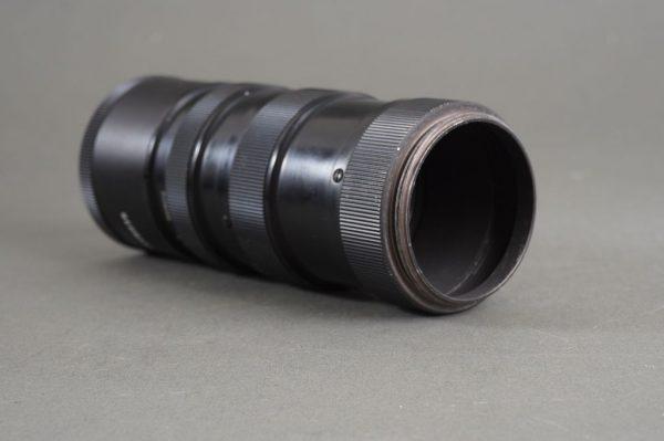 Set of 4x Leica LTM M39 extension tubes