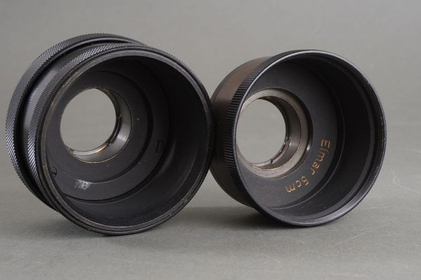 Leica Leitz ZOOXY helical focusing mount for 5cm Elmar lens
