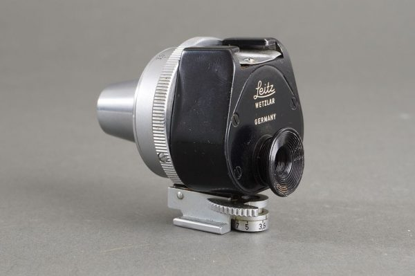Leica Leitz VIOOH variable finder for 3.5 – 13.5cm lenses