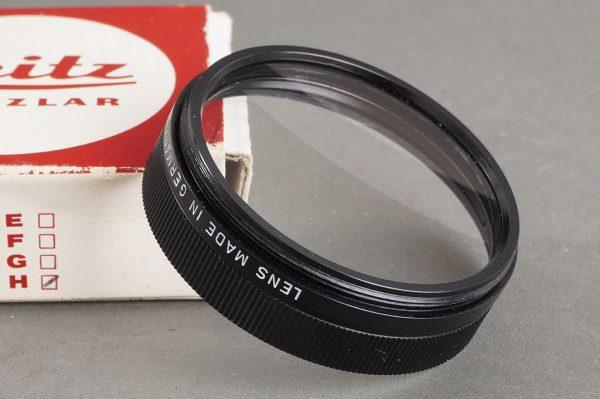 Leica Leitz Elpro VIIa and Macrotar VIIb, both boxed
