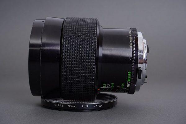 Vivitar Series 1 VMC 35-85mm 1:2.8 lens in Olympus OM mount