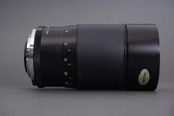 Vivitar 200mm 1:3.5 lens, Olymous OM mount