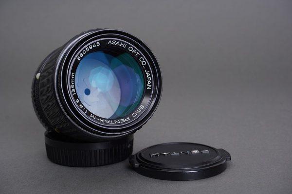 SMC Pentax-M 135mm 1:3.5 lens