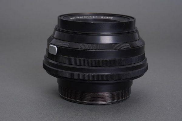 aus Jena DDR (Carl Zeiss Jena) Apo-Germinar 9/375 lens
