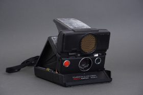 Polaroid SX-70 Land Camera PolaSonic AutoFocus Model 2
