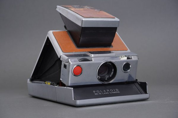 Polaroid SX-70 Land Camer