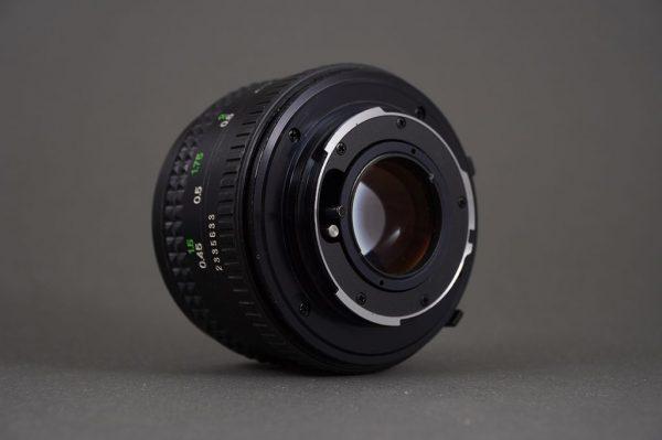 Minolta MD Rokkor 50mm 1:1.7 lens