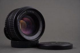 SMC Takumar 55mm 1:1.8 lens in M42 mount