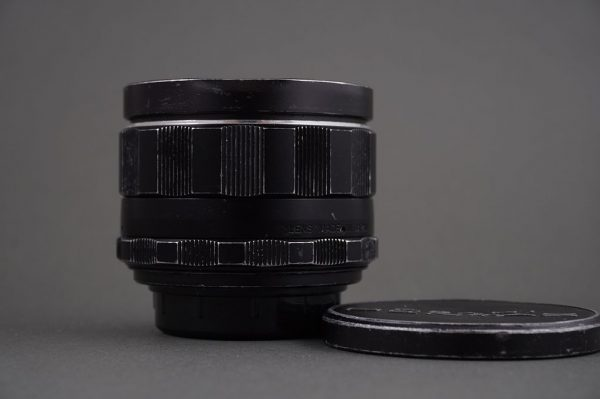 S-M-C Takumar 24mm 1:3.5 lens in M42 mount