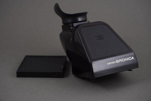 Zenza Bronica ETR rotary prism finder, adjustable