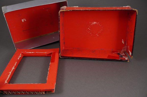 Robot Royal camera case + strap + empty box