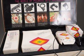 Polaroid SX-70 Land Camera Accessory Kit – boxed