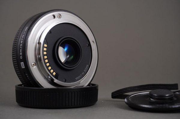 Olympus Digital Zuiko 25mm 1:2.8 lens, 4/3 mount