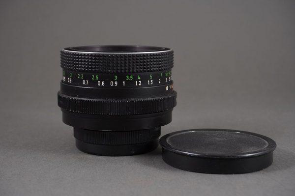 Pentacon auto 50mm 1:1.8 Multi Coating, M42 lens