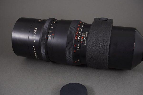 Meyer Optik Telemegor 300mm 1:4.5 in M42 mount
