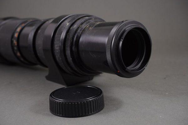 Taisei Kogaku Tamron Zoom 200-400mm 1:6.3 in Nikon F mount