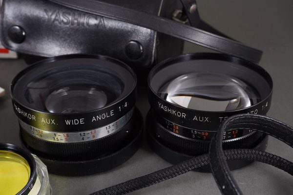 Nikon AF fit extension tubes by Kenko + other interesting accessories, as pictured
