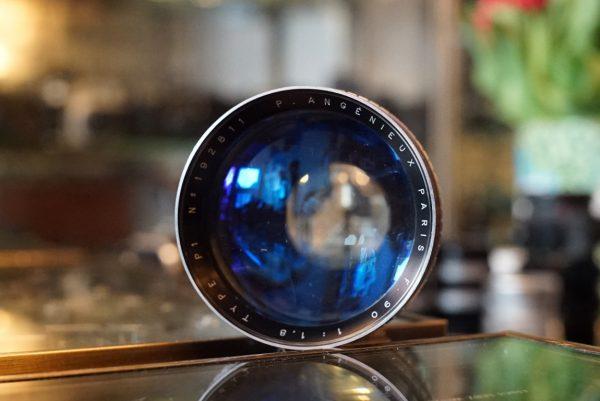 Leica LTM fit Angenieux 1.8 / 90mm Type P1
