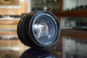 KMZ Jupiter-8 50mm f/2 Leica screw mount
