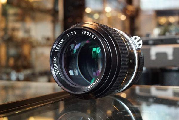 Nikon Nikkor 105mm f/2.5 AI Boxed