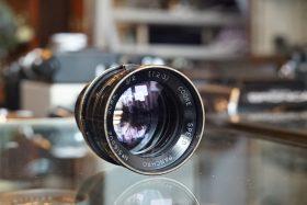 Cooke speed Panchro 50mm f/2 (T2.3) lens head