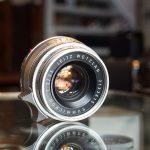 Leica Leitz Summicron 35mm f/2 M V1