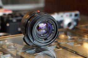 Leica Leitz Summicron 35mm f/2 M V4