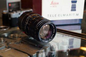 Leica Leitz Tele-Elmarit-M 90mm f/2.8 Boxed