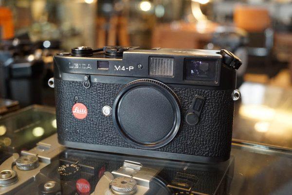Leica M4-P body, User