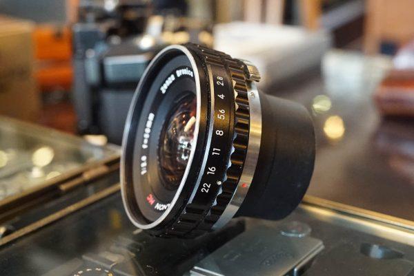 Bronica Zenzanon MC 1:2.8 / 50mm lens