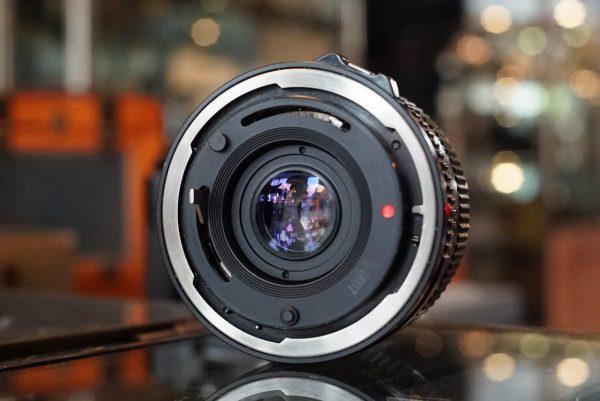 Canon lens FD 2.8 / 35mm