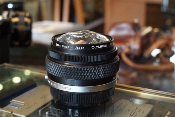 Olympus OM Zuiko 3.5 / 18mm MC