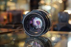 Leica Leitz Summilux 1:1.4 / 35mm lens, M-mount