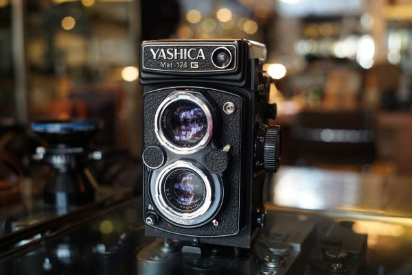 Yashicamat 124-G TLR Camera