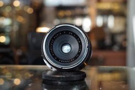 Angenieux X1 1:3.5 / 35mm lens for Contax RF