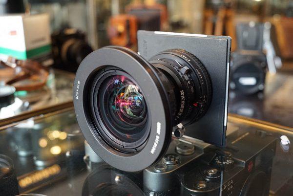 Sinar Sinaron Digital HR 1:4.5 / 28mm lens