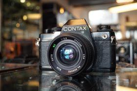 Contax 139 Quartz kit with 28mm lens by Sun