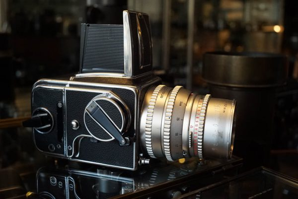 Hasselblad 500C kit with Carl Zeiss Sonnar 1:4 / 150mm lens