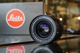 Leica Leitz Elmarit-M 1:2.8 / 28mm lens, version 3