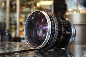 Voigtlander Zoomar 1:2.8 / 36-82mm lens