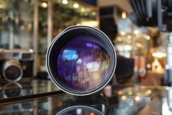 Canon lens FD 1:2.8 / 200mm lens, Ugly