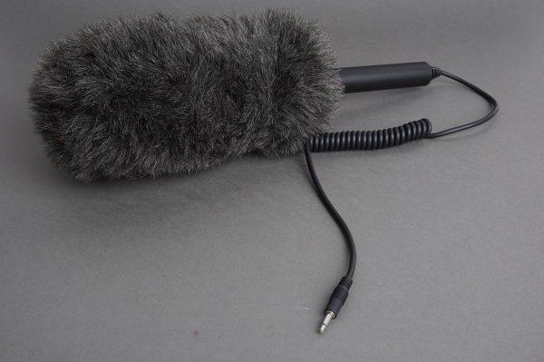 Audio Technika ATR55 Telemike condenser microphone