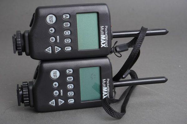 PocketWizard MultiMAX Transciver set of 2