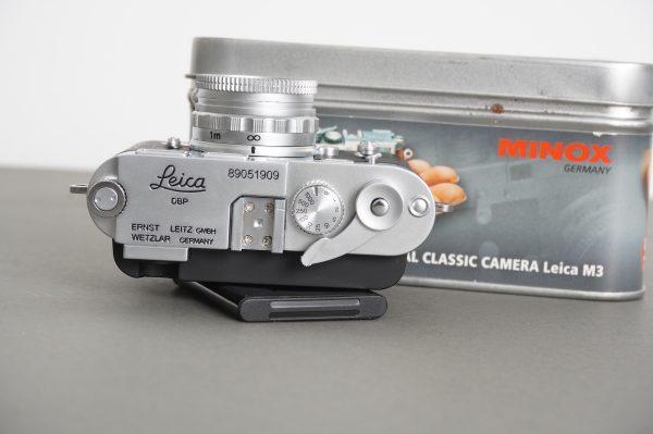 Minox Digital Classic Camera – Leica M3, in can