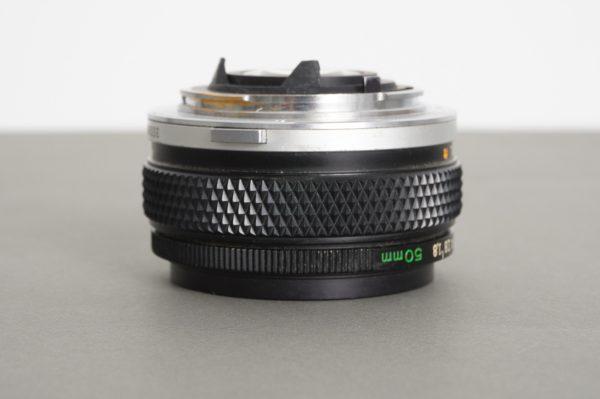 Olympus Zuiko 50mm 1:1.8 lens