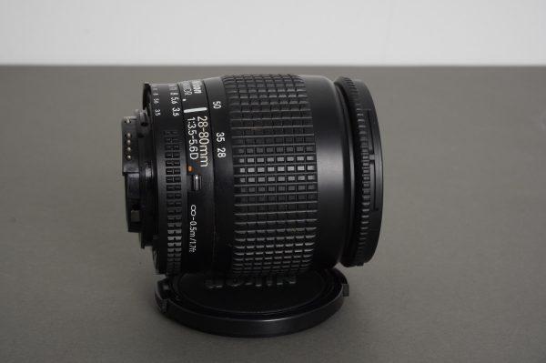 Nikon AF Nikkor 28-80mm 1:3.5-5.6D lens