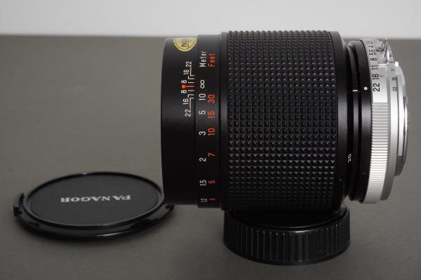 Panagor PMC Auto Macro 90mm 1:2.8, Nikon AI